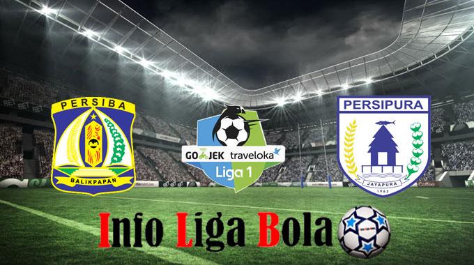 Bursa Taruhan Persiba Balikpapan vs Persipura 22 Mei 2017