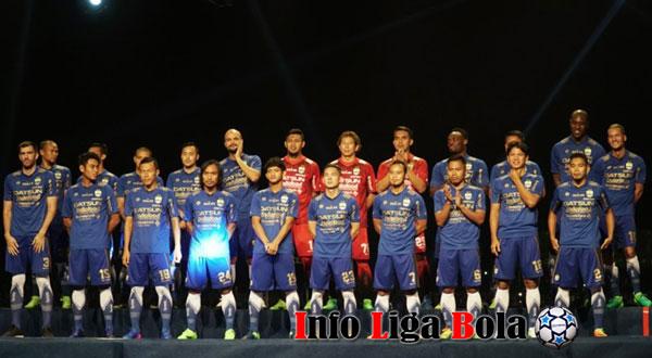 Susunan dan Daftar Pemain Persib Bandung Musim 2017