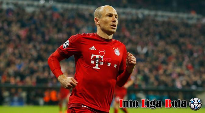 Akhir Karier Arjen Robben Sudah Mulai Mendekat