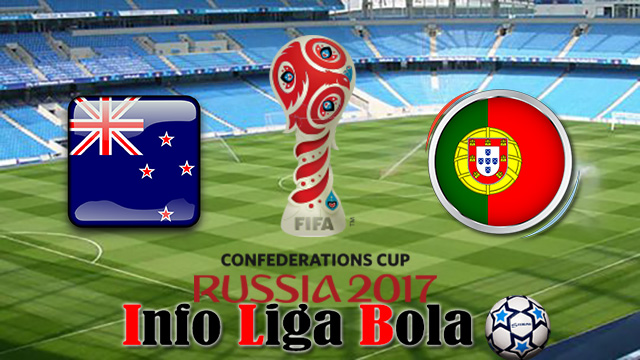 Bursa Taruhan Selandia Baru vs Portugal 24 Juni 2017