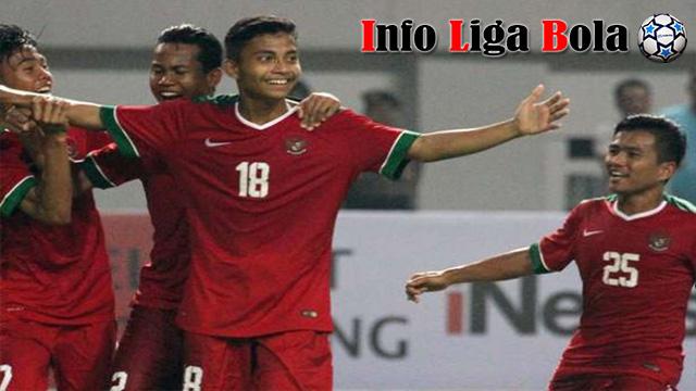 Tim Nasional Indonesia U-16 Masuk Final Setelah Kalahkan China Taipei 11 - 0