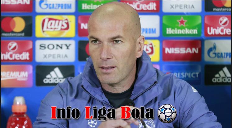 President Federasi Sepak Bola Prancis Minta Zidane Latih Timnas Prancis