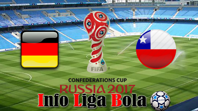 Bursa Taruhan Jerman vs Cile 23 Juni 2017