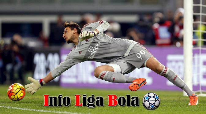 Gianluigi Donnarumma Kiper Ac Milan Menentukan Pilihannya Menerima Tawaran Real Madrid