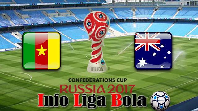 Bursa Taruhan Kamerun vs Australia 22 Juni 2017