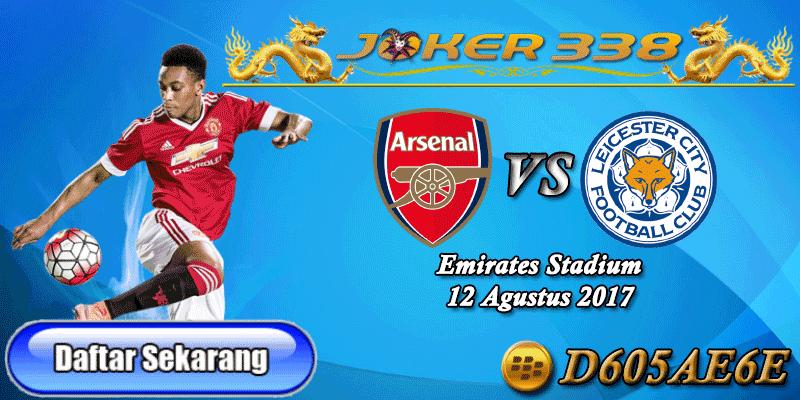 Prediksi Arsenal vs Leicester 12 Agustus 2017