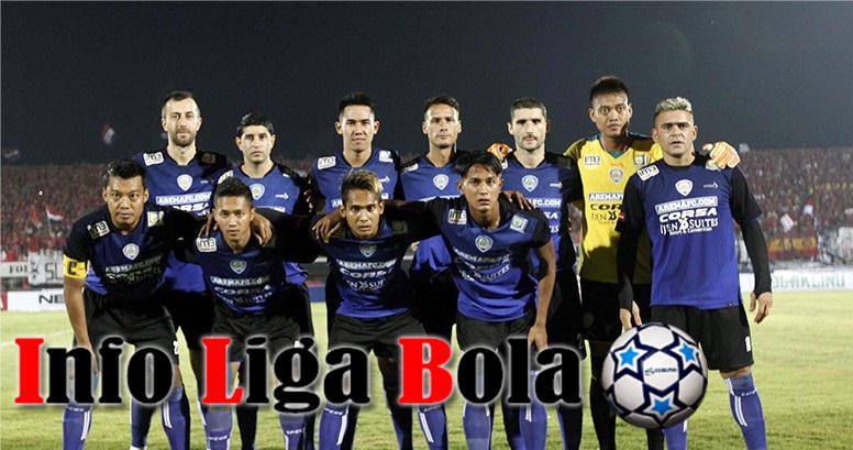 Daftar Susunan Pemain Arema FC 2017-2018