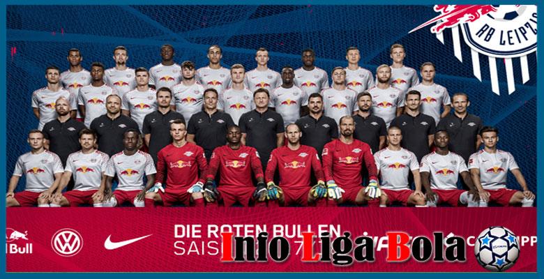 Daftar Skuad Pemain RB Leipzig 2017-2018
