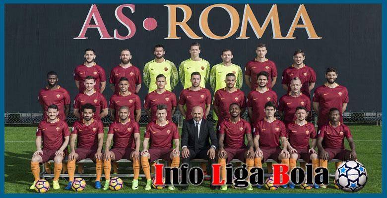 Susunan Pemain AS Roma 2017/2018