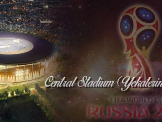 Stadion Piala Dunia 2018 - Stadion Central