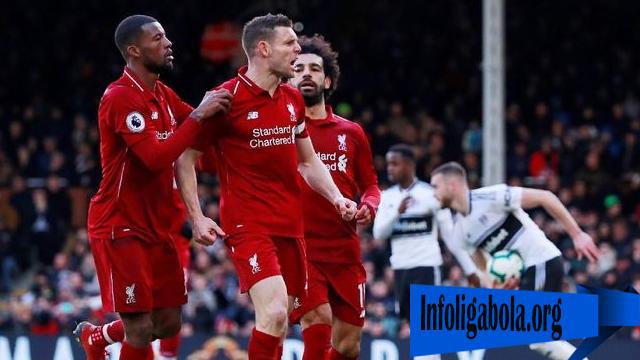 Demi Piala Liga Champion Liverpool Harus Kerja Keras