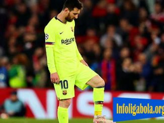 Lionel Messi Masi Belum Move On