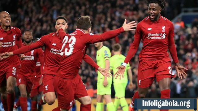 Liverpool Masih Terbayang Kemenangan Dari Barcelona