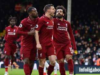 Liverpool Sudah Melupakan Kekalahan Di EPL