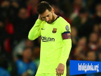 Steve Nicol Mengatakan Messi Benar
