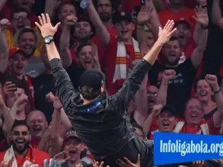 Dampak Buruk Bagi Liverpool Juarai Liga Champion