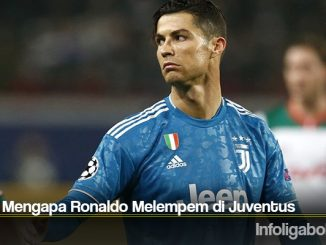Alasan Mengapa Ronaldo Melempem di Juventus