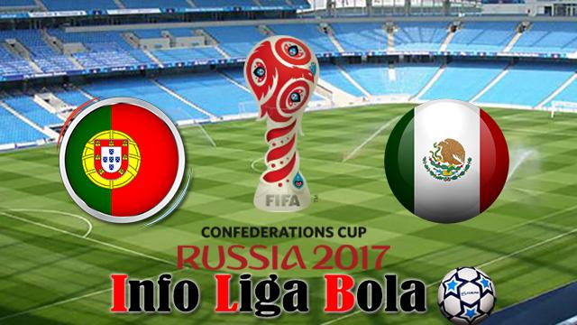 Bursa Taruhan Portugal vs Meksiko 18 Juni 2017