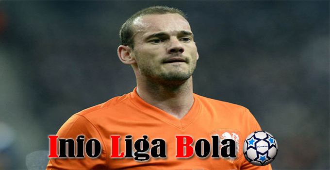 Pujian Rekor Baru Wesley Sneijder