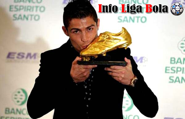 CR 7 Ronaldo Bak Mesin Pembuat Rekor, Ronaldo Tak Terhentikan