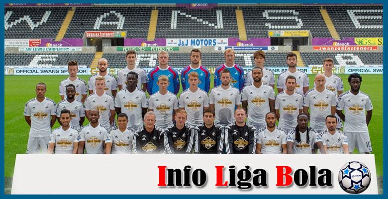 Daftar Skuad Pemain Swansea City 2017-2018