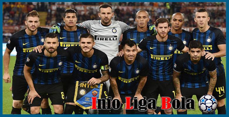 Daftar Susunan Pemain Inter Milan 2017-2018