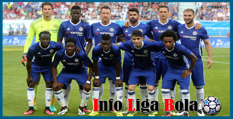 Susunan Pemain Chelsea Musim 2017/2018