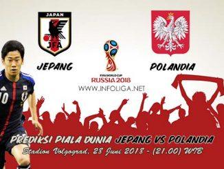 Prediksi Bola Piala Dunia Jepang VS Polandia 28 Juni 2018