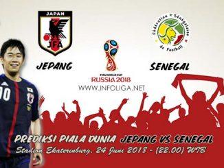 Prediksi Bola Piala Dunia Jepang VS Senegal 24 Juni 2018