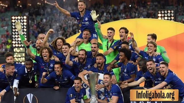 Arsenal Kalah Dari Chelsea Final Liga Europa