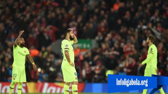 Barcelona Masih Galau Karena Liverpool