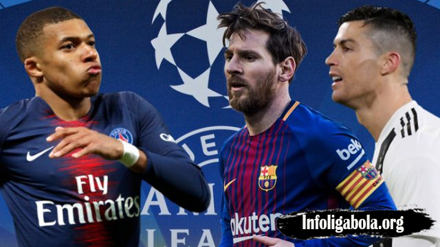 Kylian Mbappe Nekat Menantang Messi