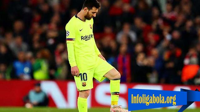 Lionel Messi Masi Belum Move On