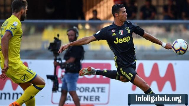 Melihat Ronaldo Seperti Pemain Dalam Video Game