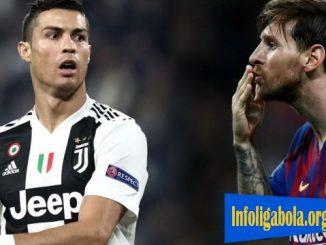 Messi Mengikuti Ronaldo Di Dunia Fashion