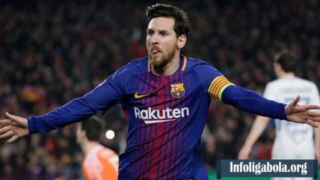Messi Sekarang Lebih Egois Dari Christiano Ronaldo