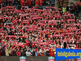 Suporter Madrid Lebih Memilih Dukung Liverpool