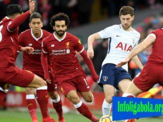 Hal Penting Yang Bisa Diambil Dari Tottenham vs Liverpool Kemarin