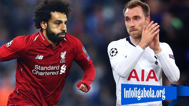 Kombinasi Super Antara Liverpool Dan Tottenham