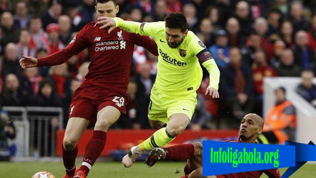 Liverpool Kali Ini Lebih Tenar Dari Barcelona