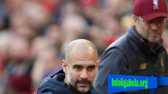 Pep Guardiola Memberikan Pesan Kepada Jurgen Klopp