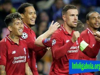 Saat Di Final Liverpool Bermain Tidak Seperti Biasanya