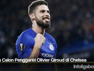 Pemain Calon Pengganti Olivier Giroud di Chelsea